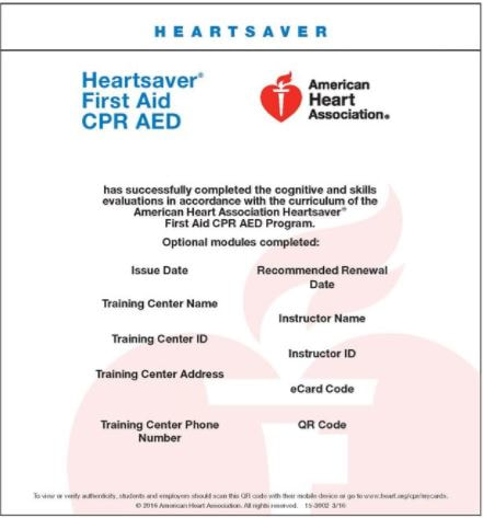 first aid - cpr - aed courses - american heart association phoenix